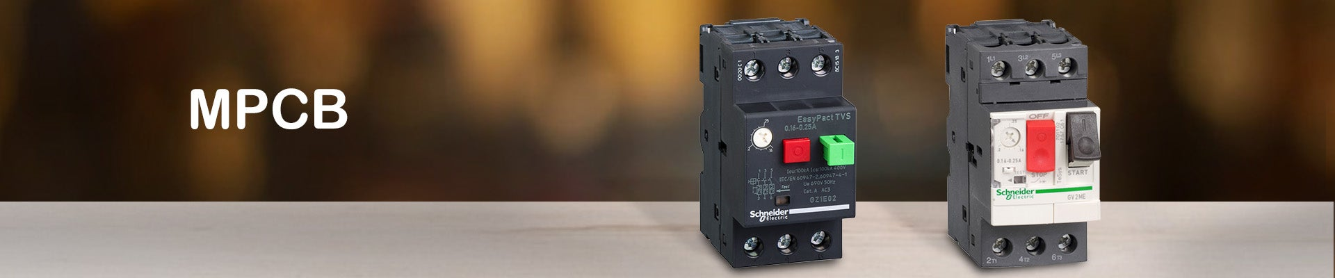 MPCB & Thermal Overload Relay
