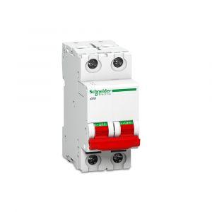 Acti 9 Isolator xSW 2P 63A 2.5kA 240V AC
