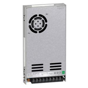 single phase power supply - 100...240V input - 24V DC output - 350W - 14,6A