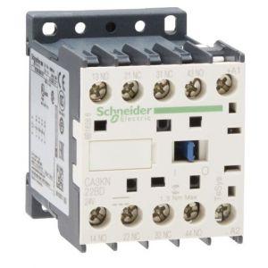 TeSys Control Relay 2NO+2NC 24VDC Coil