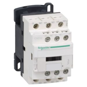 TeSys Control Relay 3NO + 2 NC 24VDC Low consumption coil