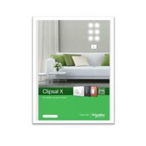 Clipsal X Catalogue- Pack of 35