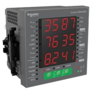 EM6400NG-Conzerv Power and Energy meter - inst., pulse, RS485, THD, 15th Har, Class 1.0