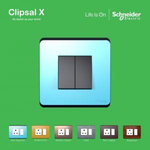 Clipsal X Project Board
