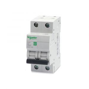 Easy9 MCB 2P 40A C 10000A 415V