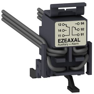MCCB Accessory - EasyPact CVS Accessory,EZEAXAL,Alarm - Auxiliary Switch for EZC250