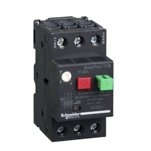 EasyPactTVS MPCB Overload Protection range of 17-23A