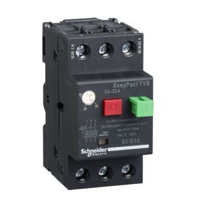 EasyPactTVS MPCB Overload Protection range of 24-32A