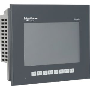 HMIGTO3510,7 inch- 65k color,COM1 RS232C Port,COM2 RS485 Port,1 EtherNet port,1 SD Card slot,1 USB Type A,1 USB mini B