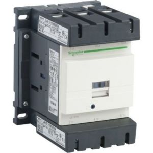 TeSys 115A 3P contactor with 24V DC control