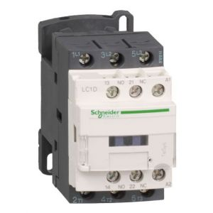 TeSys 12A 3P contactor with 220V AC control