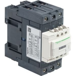 TeSys 65A 3P contactor with 220V AC control