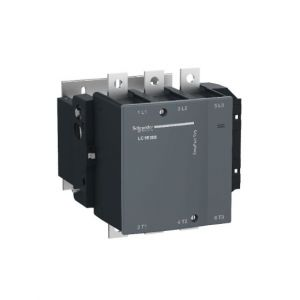 Easypact TVS 400A 3P contactor with 220V AC control