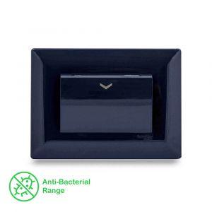 Electronic Key Card Switch - Pebble Grey