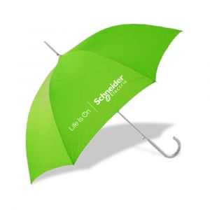Straight Fold Synthetic Umbrella-Pack of 5