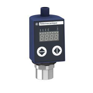 Limit and Pressure Switch,PRESSURE SWITCH 10 BAR 24V 4-20MA 1 PNP DISPLAY G1/4A FEMALE M12 CONN