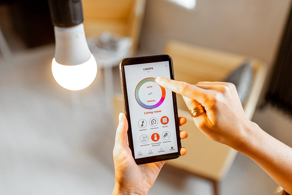 Tweak your Lighting with Schneider Electric Home Automation