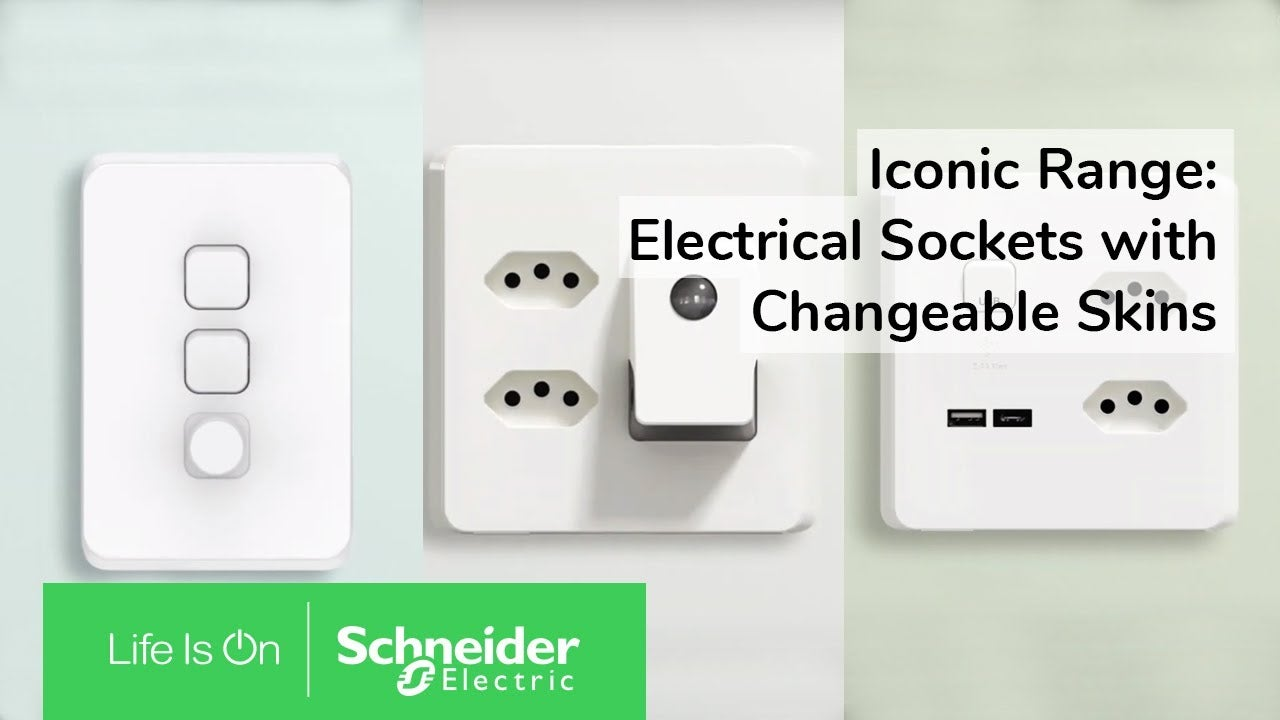 Types of Electrical Switches and Sockets & Their Uses