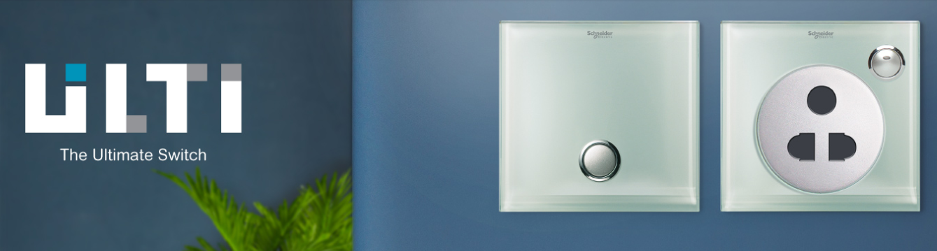 ULTI Modular Switches by Schneider Electric, A Work of Art